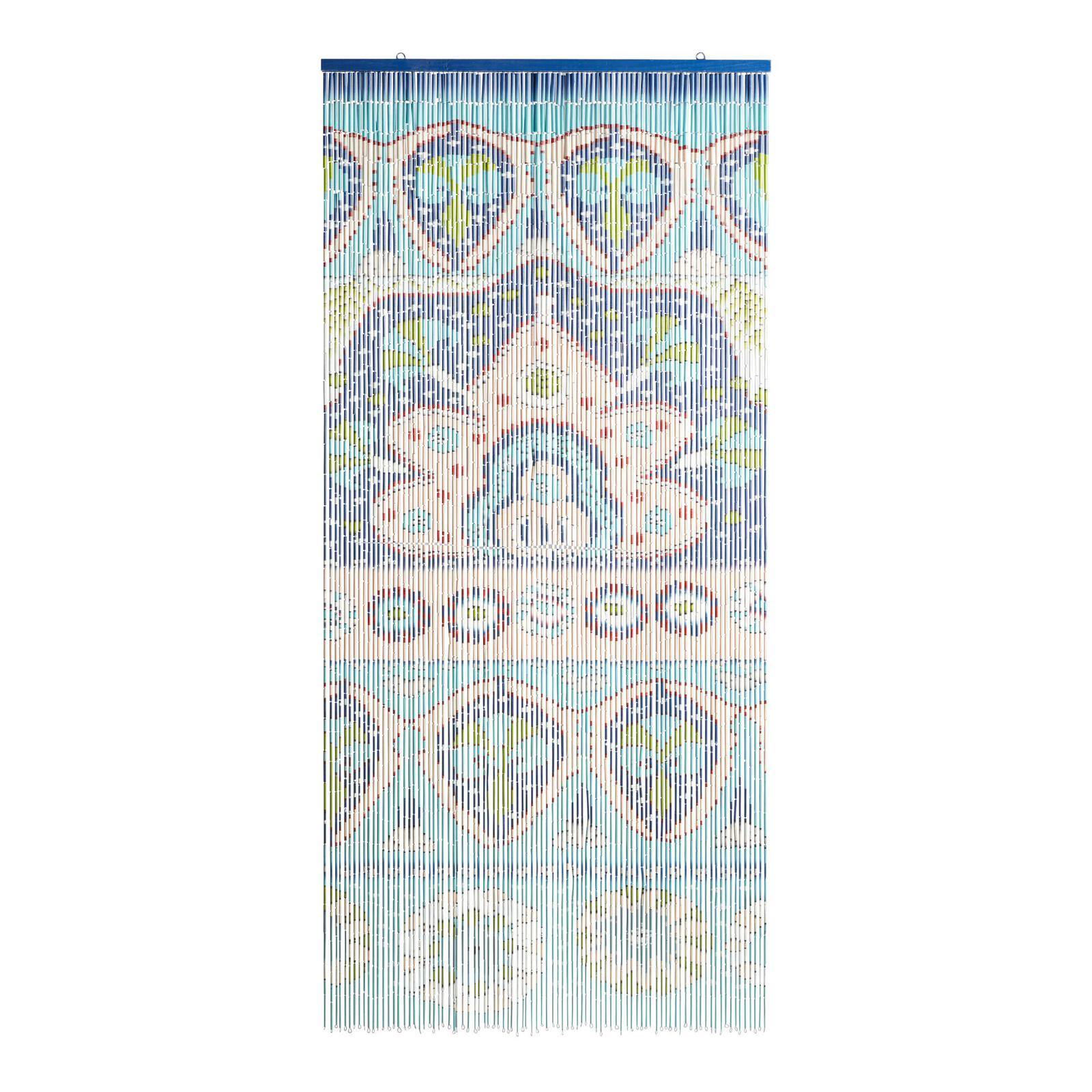 Make Your Doorframe Boho-Licious with Beads