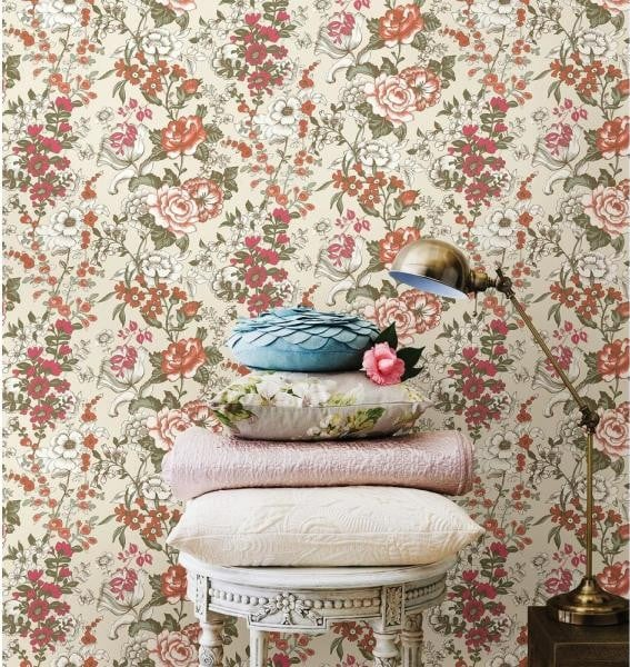 Florals are Fab for Bohemian Style