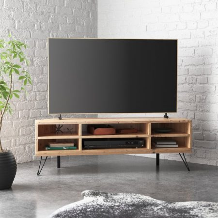 18 Amazing Corner TV Stand Ideas for Your Home
