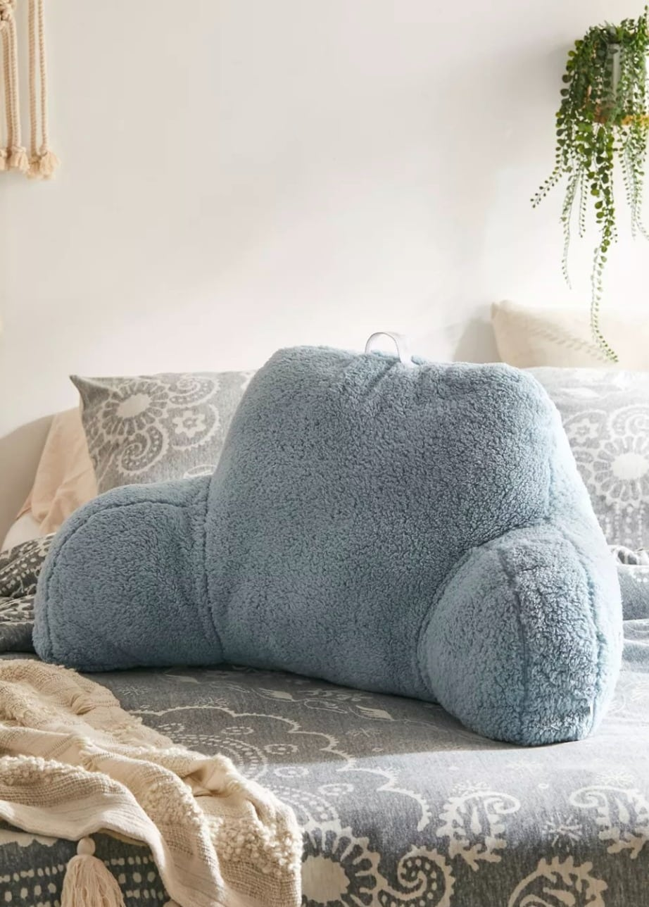 Get a Cuddle while You Work with this Pillow