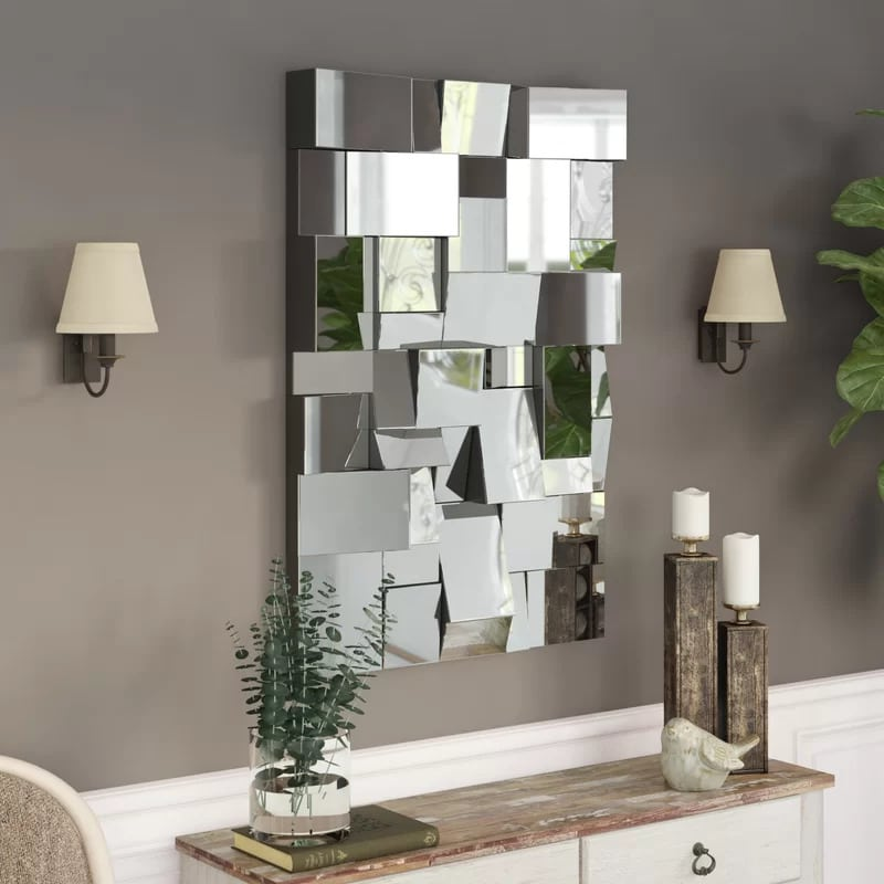 Stand Out With a Cubic Mirror