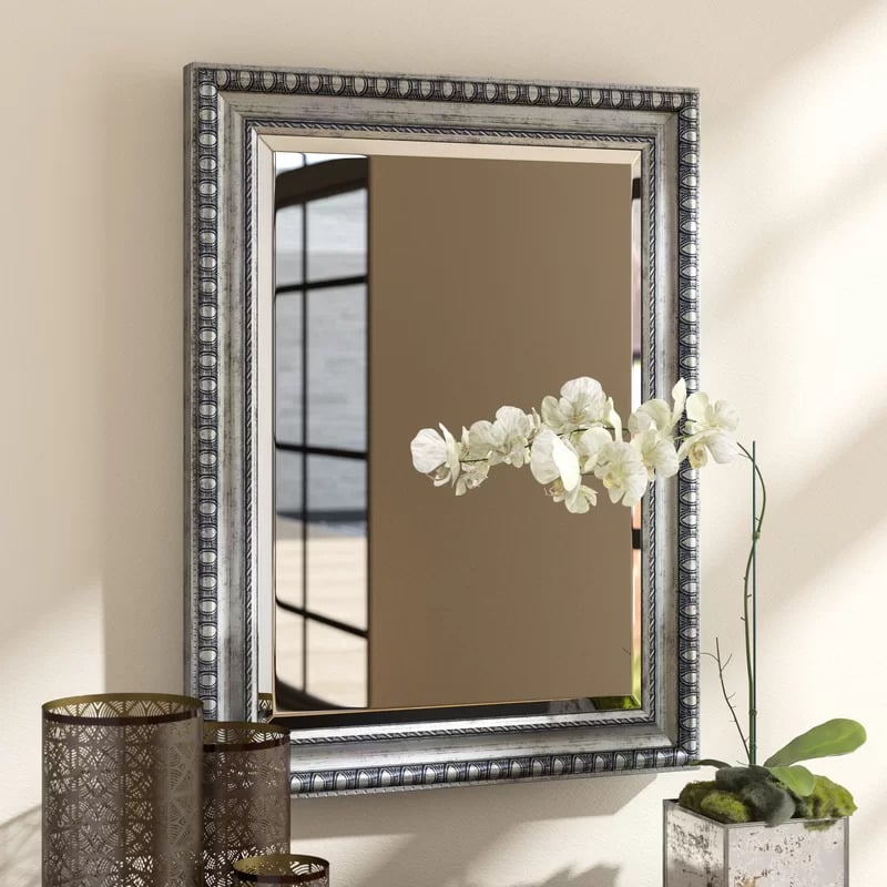 Choose an Antique Silver Mirror for a Classic Touch