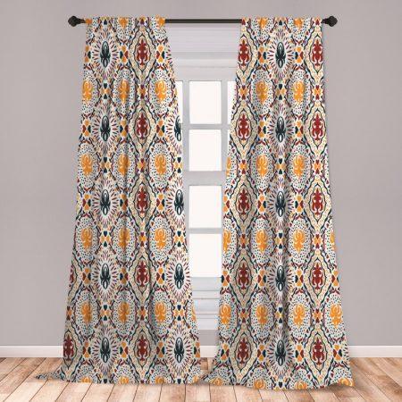 15 Amazing Boho Curtain Ideas That You'll Love