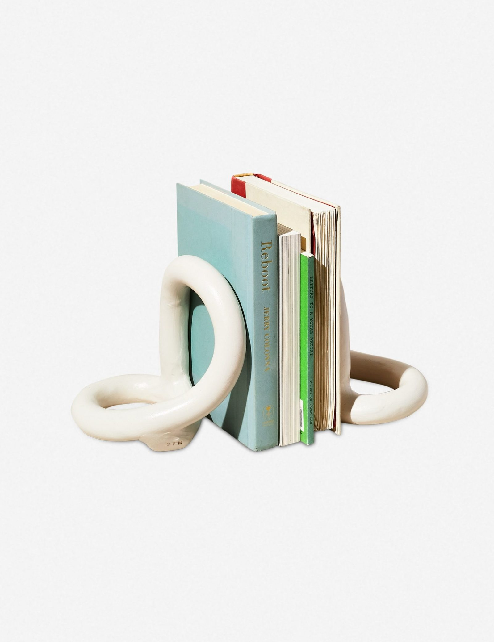 Add a Touch of Glamour with these Unique Book Ends