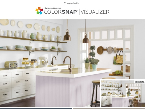 4 Repose Gray by Sherwin Williams Kitchen