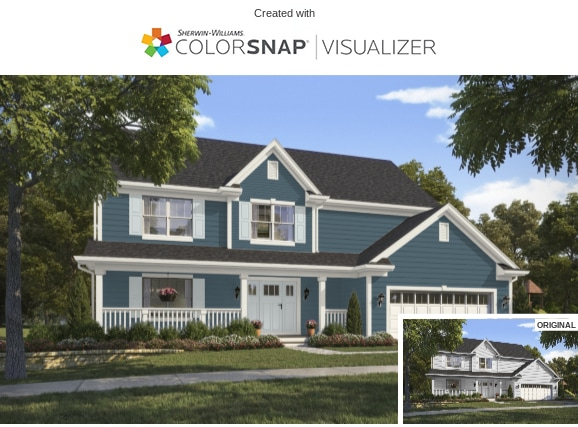 4 Waterloo Exterior by Sherwin Williams