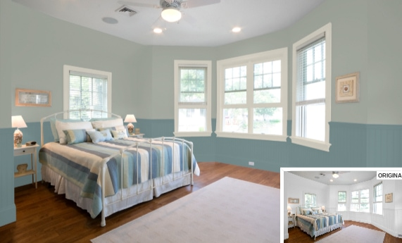 5 Bedroom in Oyster Bay by Sherwin Williams