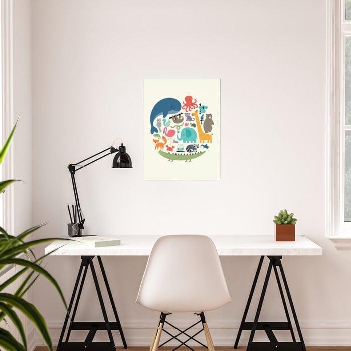 Choose Artwork that Inspires The Imagination
