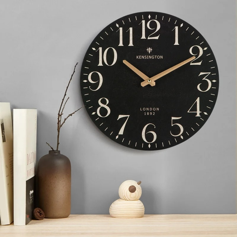 Check the Time in Style With a Wall Clock