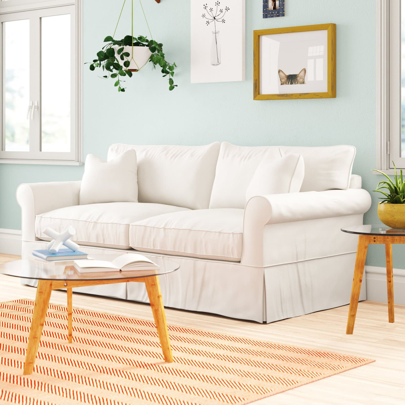 Cottage Style Couch