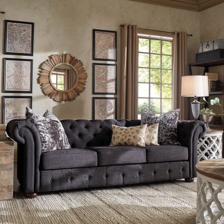 What Color Curtains Go with a Gray Couch - 12 Ideas for Any Style