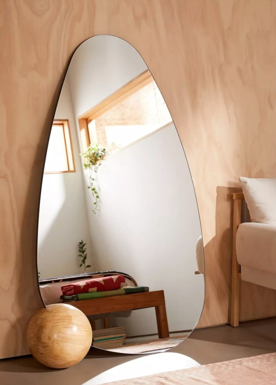 Enlarge Your Space with a Unique Mirror