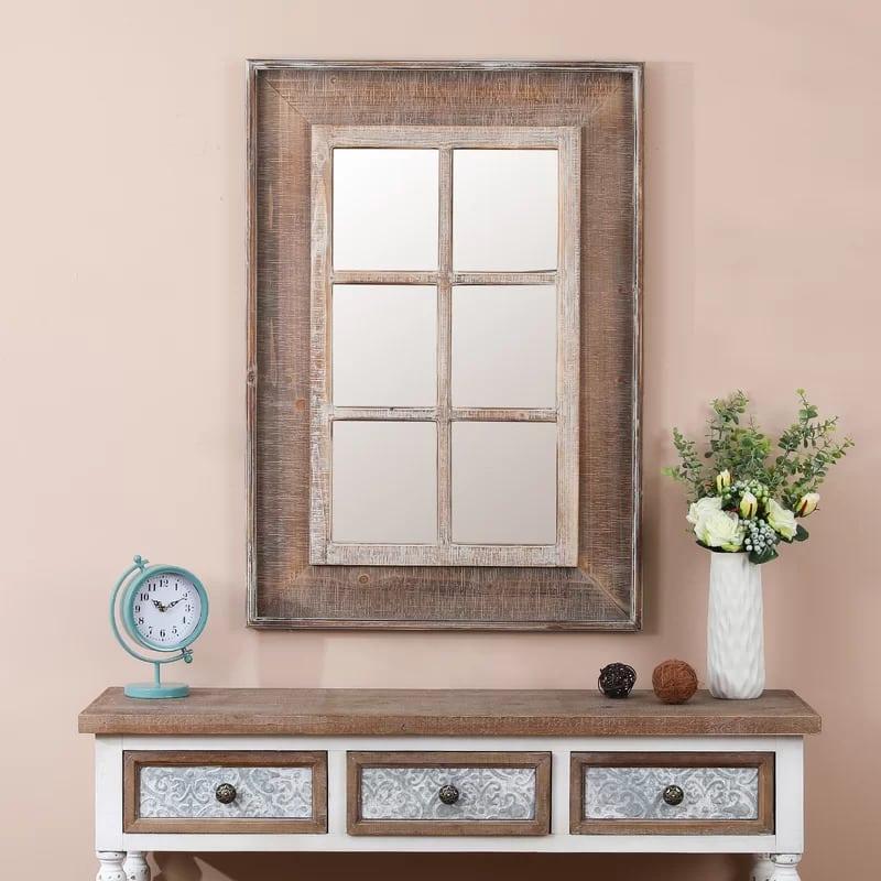 Replicate a Window Look With a Window Mirror
