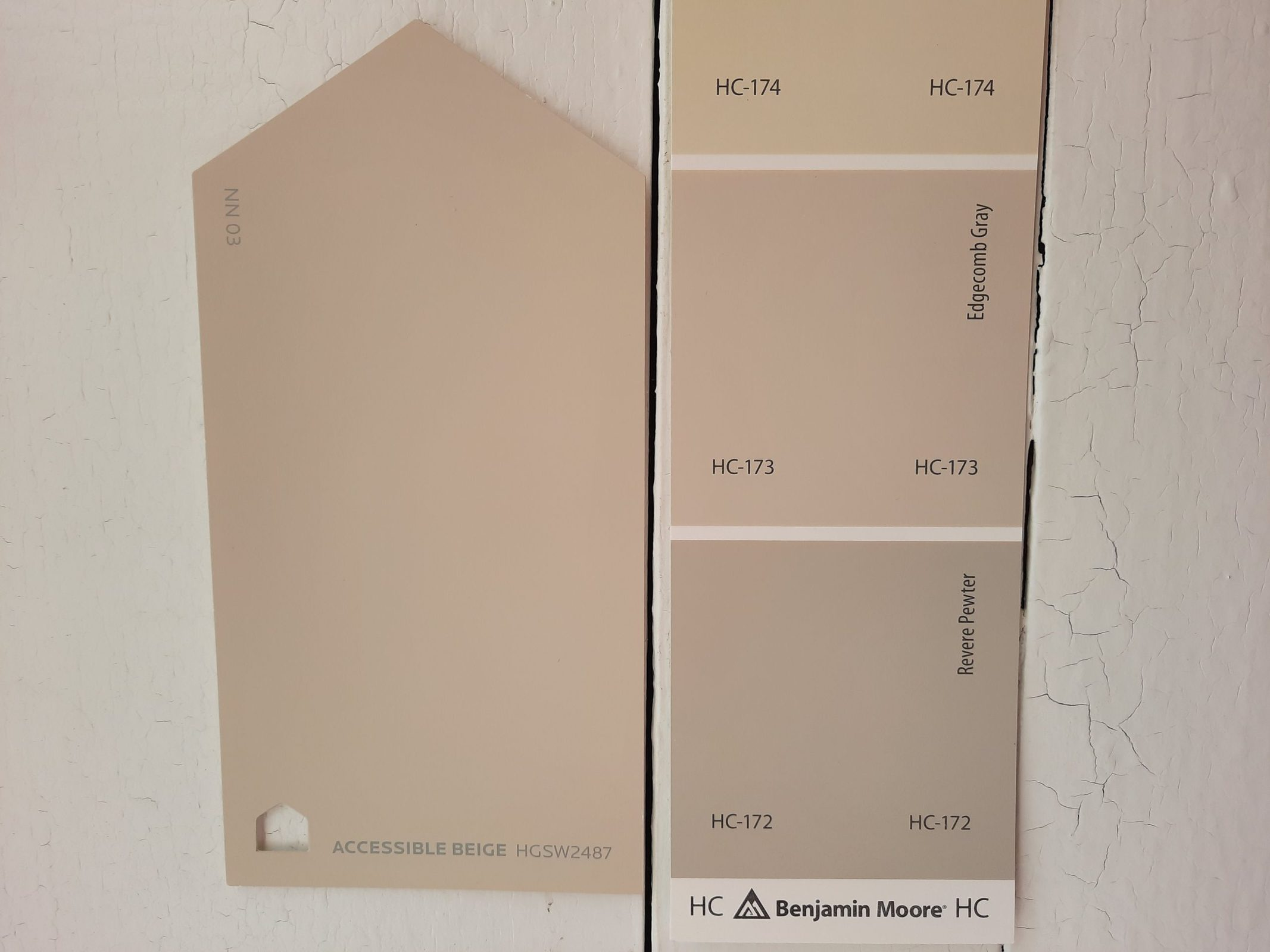 8 Accessible Beige vs Edgecomb Gray scaled