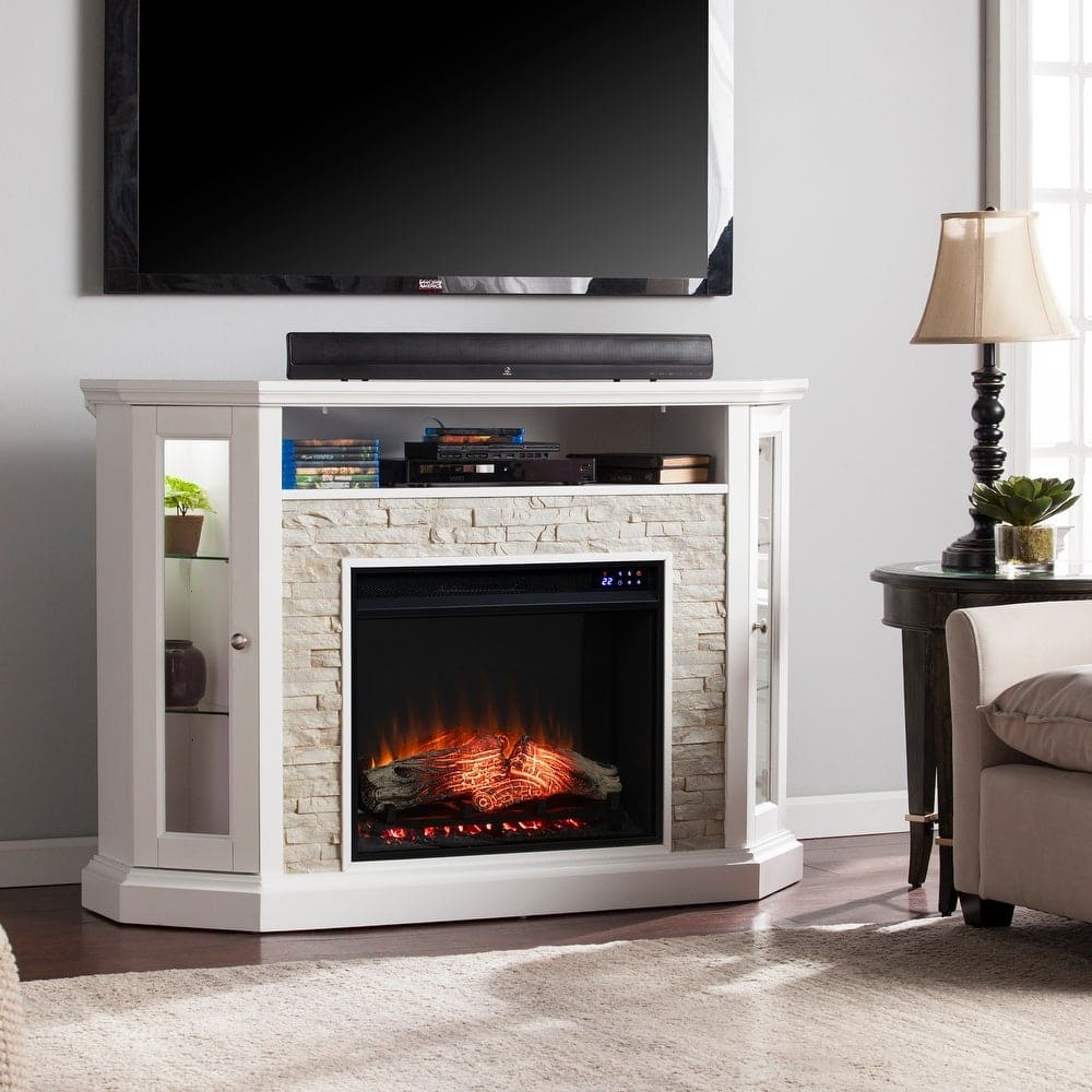 Make It Unique by Adding a Fireplace