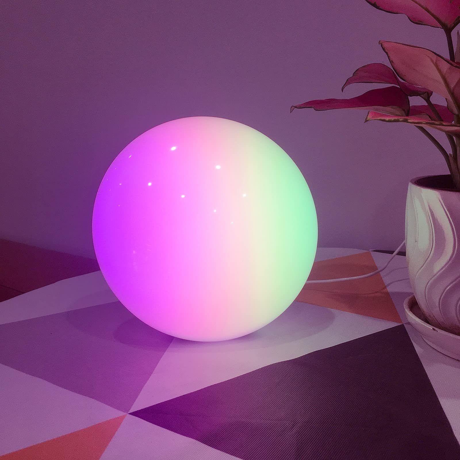 Color Changing Smart Table Lamp